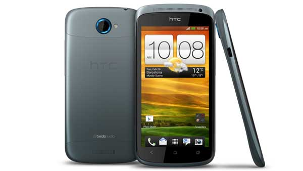 HTC One S specs rating: 55.8