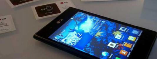 LG Optimus Vu specs rating: 60.1