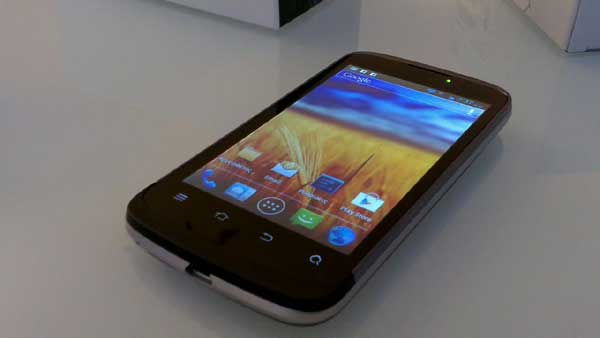 ZTE Blade 3 review: The Chinese best of cheap smartphones