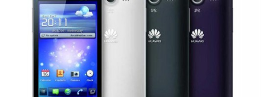 Huawei U8860 Honor specs rating: 44.8