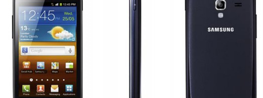 Samsung Galaxy Ace 2 specs rating: 47.2