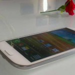 Samsung Galaxy S3 hands on video