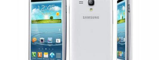 Samsung Galaxy S3 mini specs rating: 55.3