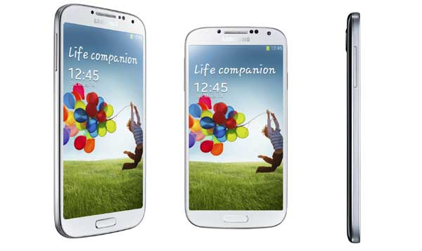 Samsung Galaxy S4 specs rating: 75.3