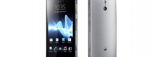 Sony Xperia P specs rating: 47.9