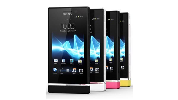 Sony Xperia U specs rating: 42.1