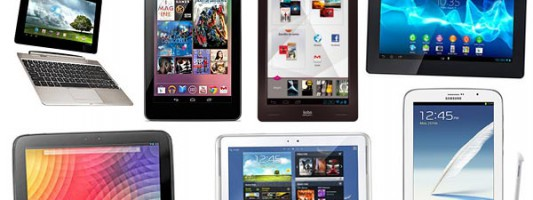 Which Android tablet to buy to play games: comparing 7 Android tablets