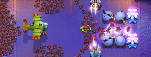 12 tips to win on Fieldrunners 2 strategy game