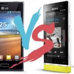 Sony Xperia U VS LG Optimus L7: Which one to buy?