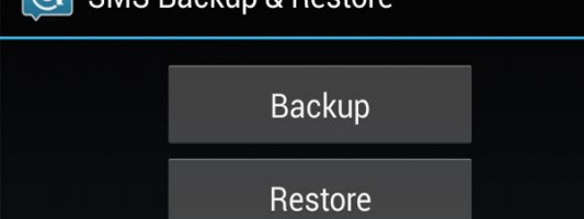 Backup your SMS to your PC or the cloud (and how to restore them)
