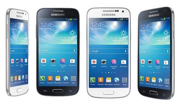 Samsung Galaxy S4 mini specs rating: 74.4