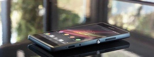 Sony Xperia SP specs rating: 57.3