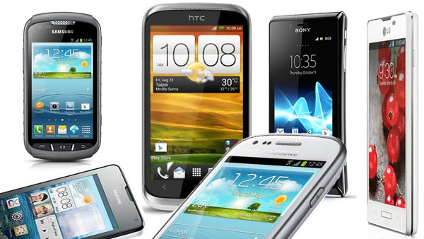 The best Android smartphones with 4 inches screen – comparing 15 devices
