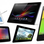 The best Android tablets 2014 comparison chart