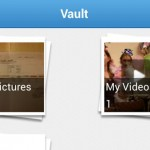 Hide and lock pictures, videos or albums only and not the whole device