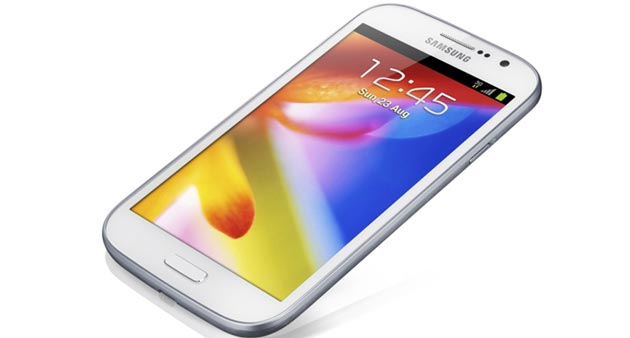 Samsung Galaxy Grand specs rating: 59.7