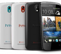 HTC Desire 500 specs rating  review: 56.0