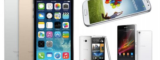 iPhone5S compared Android