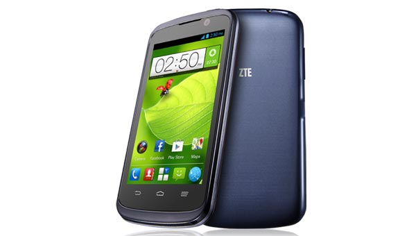 ZTE Blade V specs rating  review: 45.8
