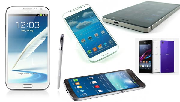 The best Android smartphones – October 2013