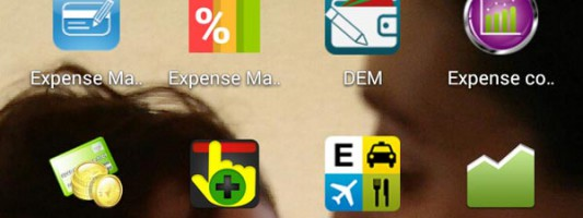 Comparing 5+3 apps to control your expenses (alone or with your wife)