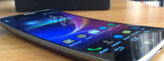 LG G Flex specs rating review: 60.9