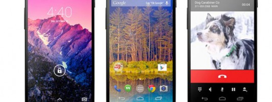 What changed in Android 4.4 compared to Android 4.3