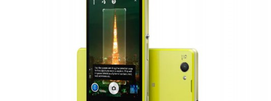 Sony Xperia Z1 Compact specs rating review: 65.9