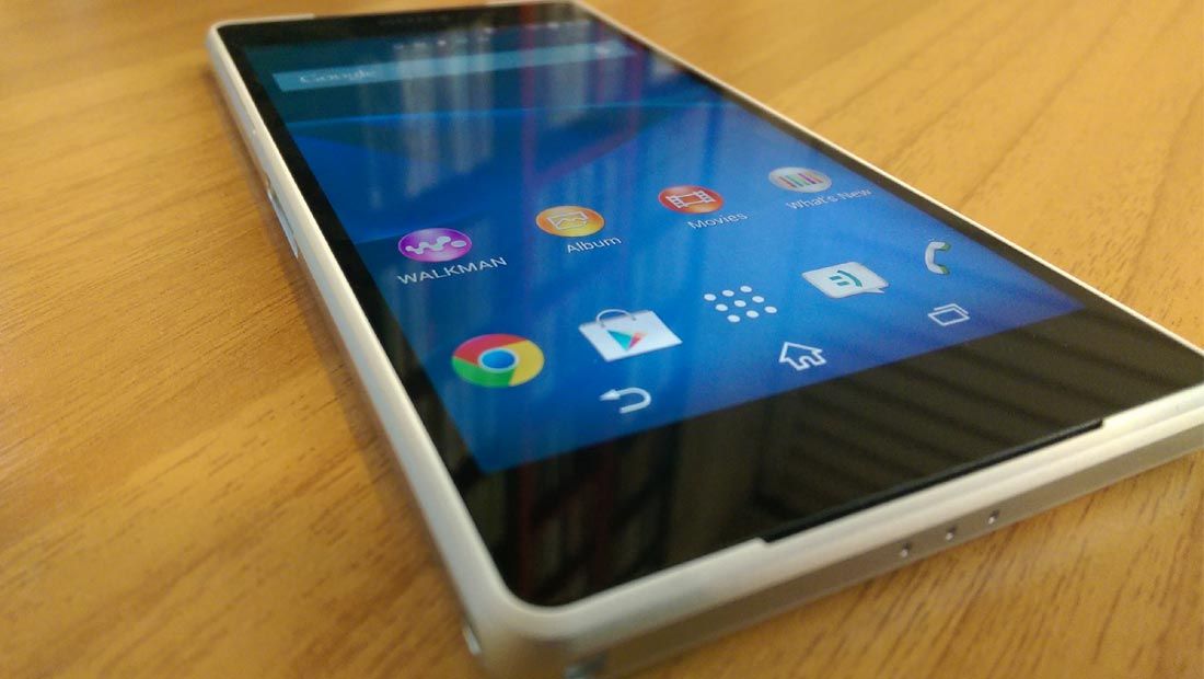 Sony Xperia Z2 specs rating review: 74.0