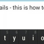 Turn auto correction off on your device