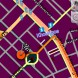Free GPS offline navigation app with free maps for multiple countries