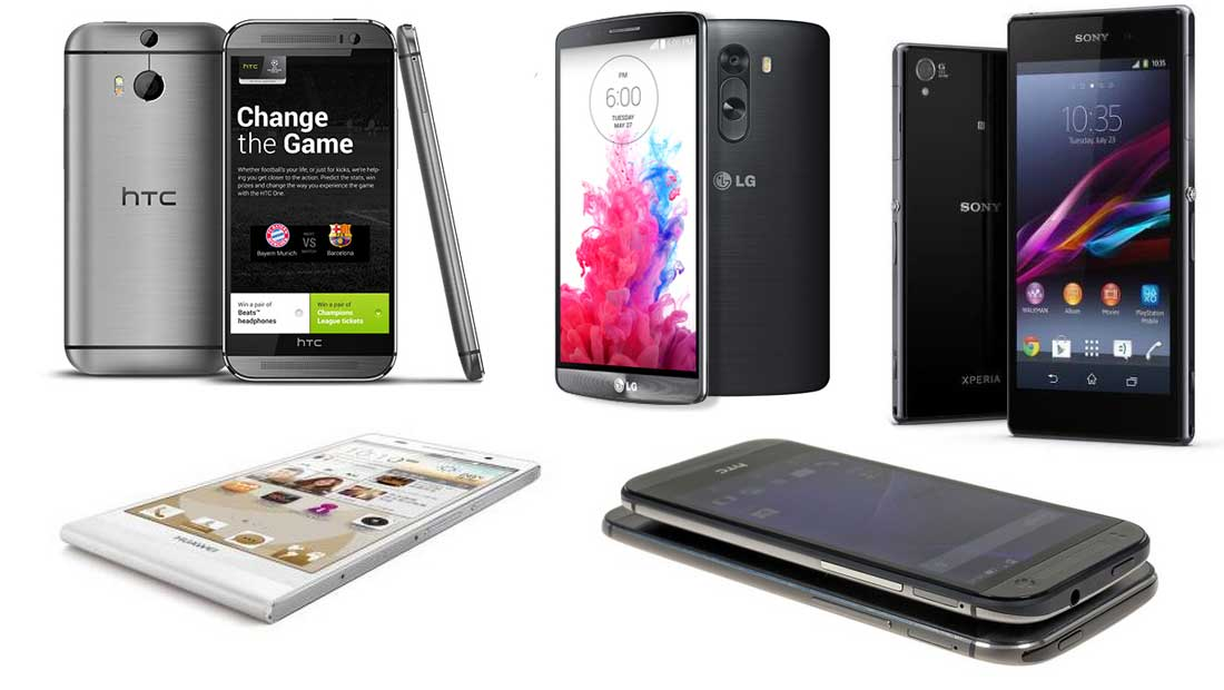 The best US Android smartphones – July 2015