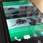 Learn how to use BlinkFeed in HTC devices