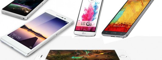 16 Android smartphones that are better than iPhone 6