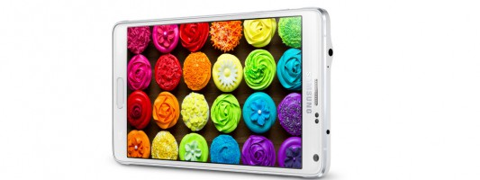 Samsung Galaxy Note 4 compared to the best Android smartphones