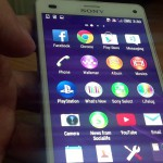 Edit and sort the Application screen on Sony Xperia Z3